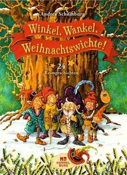 06400023 Bilderbücher und Vorlesebücher Winkel, Wankel, Weihnachtswichte! von Ravensburger 1