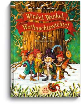 06400023 Bilderbücher und Vorlesebücher Winkel, Wankel, Weihnachtswichte! von Ravensburger 3
