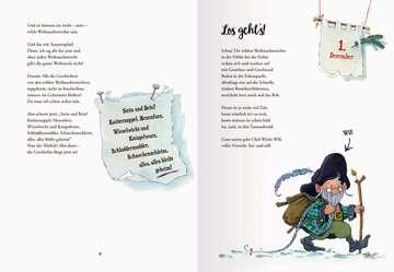 06400023 Bilderbücher und Vorlesebücher Winkel, Wankel, Weihnachtswichte! von Ravensburger 5