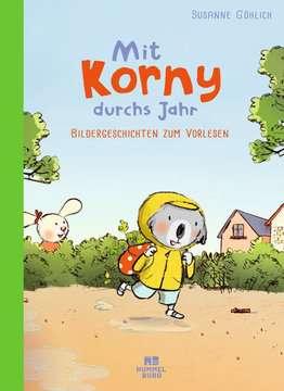 06400032 Bilderbücher und Vorlesebücher Mit Korny durchs Jahr von Ravensburger 1