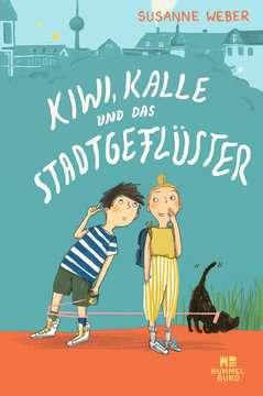 06400034 Kinderliteratur Kiwi, Kalle und das Stadtgeflüster von Ravensburger 1