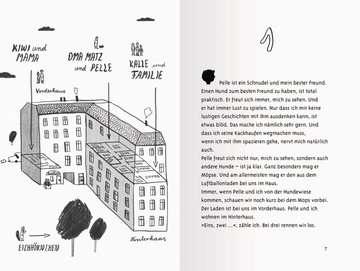 06400034 Kinderliteratur Kiwi, Kalle und das Stadtgeflüster von Ravensburger 2