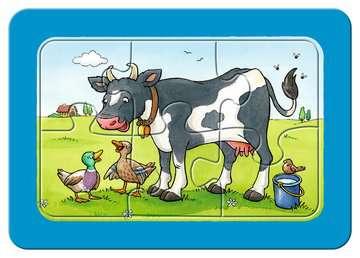 06571 Kinderpuzzle Gute Tierfreunde von Ravensburger 3