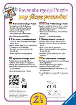 06573 Kinderpuzzle Bagger, Traktor und Kipplader von Ravensburger 2