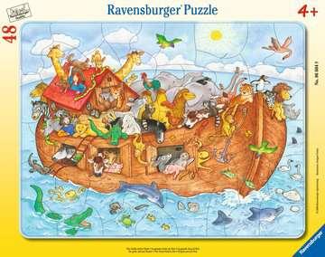 06604 Kinderpuzzle Die große Arche Noah von Ravensburger 1