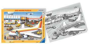 At the Airport Jigsaw Puzzles;Children s Puzzles - image 3 - Ravensburger