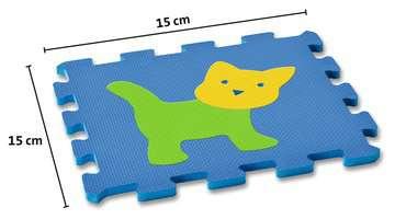 06830 Kinderpuzzle Formen und Tiere von Ravensburger 3