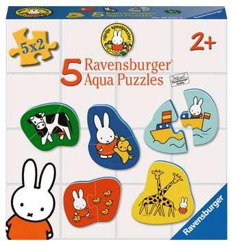 nijntje aqua puzzel Puzzels;Puzzels voor kinderen - image 1 - Ravensburger