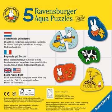 nijntje aqua puzzel Puzzels;Puzzels voor kinderen - image 2 - Ravensburger