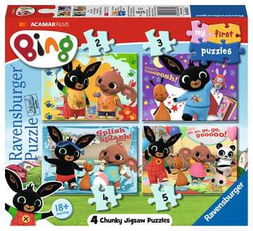 Bing My First Puzzles Puzzles;Children s Puzzles - image 1 - Ravensburger