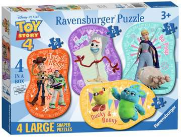 The Toys are Back! Jigsaw Puzzles;Children s Puzzles - image 1 - Ravensburger