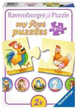 Les contraires Puzzle;Puzzles enfants - Image 1 - Ravensburger