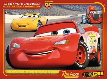 Disney Pixar Cars 3, 4 in Box Puzzles;Children s Puzzles - image 3 - Ravensburger