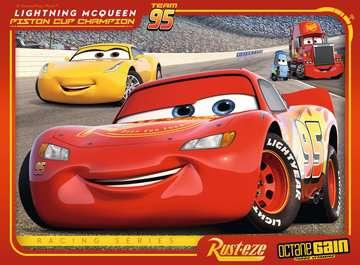 4 en 1 Puzzles évolutifs - Disney Cars 3 Puzzle;Puzzles enfants - Image 3 - Ravensburger