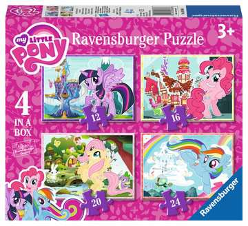 My little Pony Puzzle;Puzzles enfants - Image 1 - Ravensburger