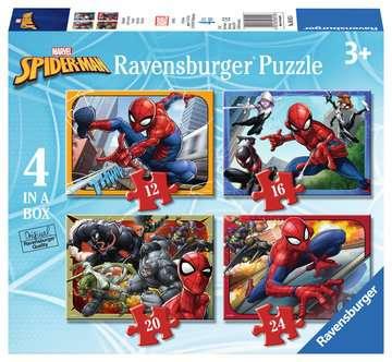 Spider Man Puzzels;Puzzels voor kinderen - image 1 - Ravensburger