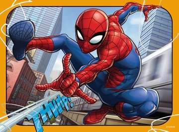 Spider Man Puzzels;Puzzels voor kinderen - image 2 - Ravensburger