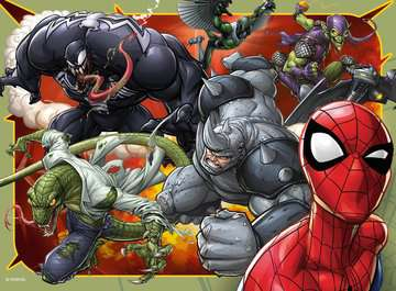 Spider-Man 4 in Box Puzzles;Children s Puzzles - image 4 - Ravensburger