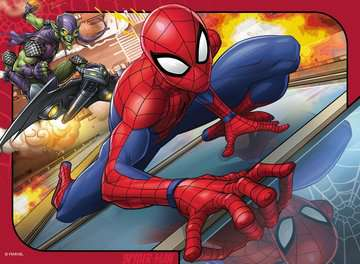 Spider-Man 4 in Box Puzzles;Children s Puzzles - image 5 - Ravensburger