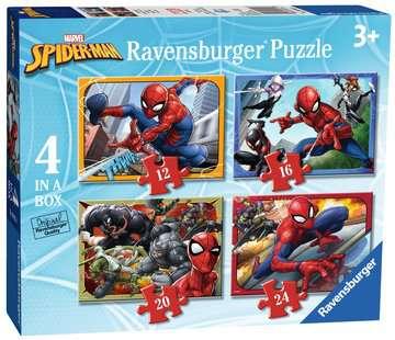 Spider Man Puzzels;Puzzels voor kinderen - image 6 - Ravensburger