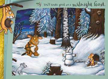 The Gruffalo 4 in Box Puzzles;Children s Puzzles - image 2 - Ravensburger