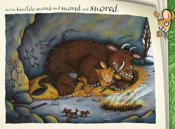 The Gruffalo 4 in Box Puzzles;Children s Puzzles - image 3 - Ravensburger