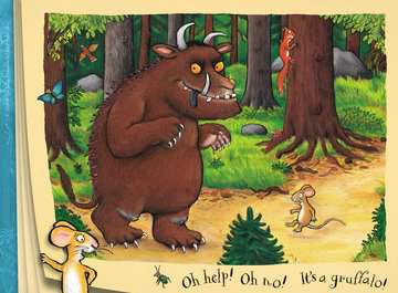 The Gruffalo 4 in Box Puzzles;Children s Puzzles - image 4 - Ravensburger