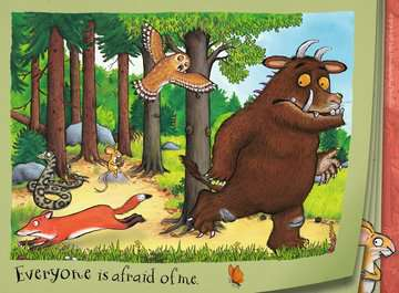 The Gruffalo 4 in Box Puzzles;Children s Puzzles - image 5 - Ravensburger