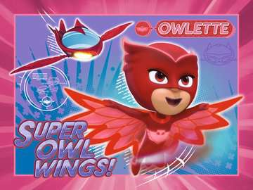 PJ Masks 4 in Box Puzzles;Children s Puzzles - image 4 - Ravensburger