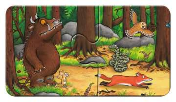 The Gruffalo My First Puzzles 9x 2pc Puzzles;Children s Puzzles - image 2 - Ravensburger