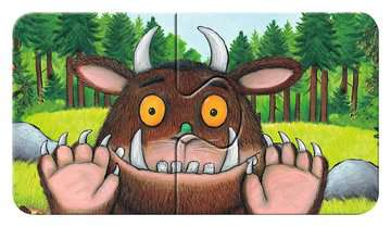 The Gruffalo My First Puzzles 9x 2pc Puzzles;Children s Puzzles - image 10 - Ravensburger