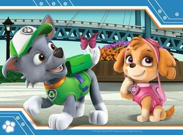 Paw Patrol 4 in Box Puzzles;Children s Puzzles - image 2 - Ravensburger