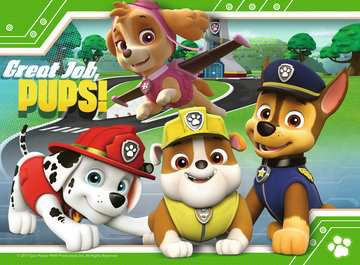 Paw Patrol 4 in Box Puzzles;Children s Puzzles - image 3 - Ravensburger