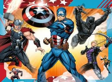 Avengers Puzzle;Puzzle per Bambini - immagine 4 - Ravensburger