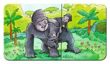 Schattige dierenfamilies Puzzels;Puzzels voor kinderen - image 4 - Ravensburger