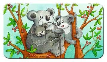 Schattige dierenfamilies Puzzels;Puzzels voor kinderen - image 6 - Ravensburger