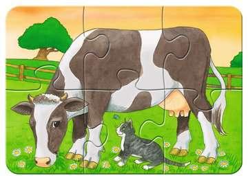 Liebenswerte Bauernhoftiere Baby und Kleinkind;Puzzles - Bild 4 - Ravensburger