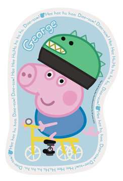 Peppa Pig Four Large Shaped Puzzles Puzzles;Children s Puzzles - image 5 - Ravensburger