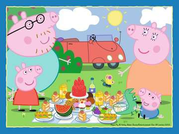 Peppa Pig 4 in Box Puzzles;Children s Puzzles - image 3 - Ravensburger