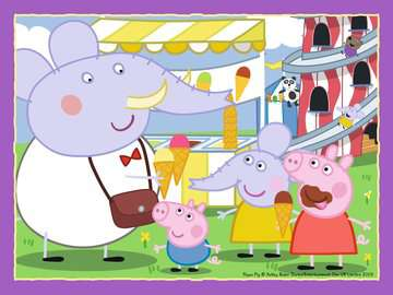 Peppa Pig 4 in Box Puzzles;Children s Puzzles - image 4 - Ravensburger