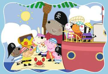 Peppa Pig 3 in Box Puzzles;Children s Puzzles - image 4 - Ravensburger