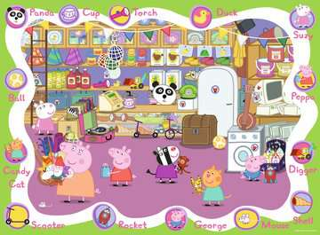 Peppa Pig My First Floor Puzzle, 16pc Puzzles;Children s Puzzles - image 2 - Ravensburger