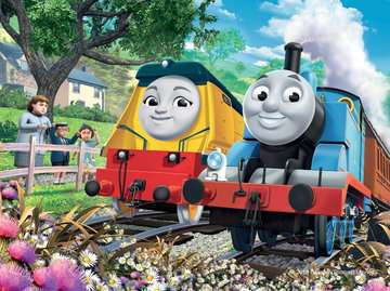 Thomas & Friends Big World Adventures 4 in a Box Puzzles;Children s Puzzles - image 3 - Ravensburger
