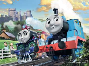 Thomas & Friends Big World Adventures 4 in a Box Puzzles;Children s Puzzles - image 4 - Ravensburger