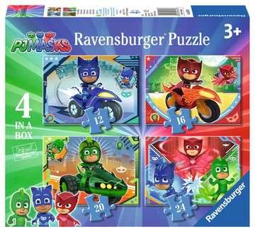 PJ Masks Puzzels;Puzzels voor kinderen - image 1 - Ravensburger