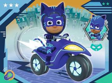 PJ Masks 4 in a Box Puzzles;Children s Puzzles - image 5 - Ravensburger