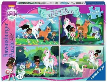 Nella la princesa valiente Puzzles;Puzzle Infantiles - imagen 1 - Ravensburger