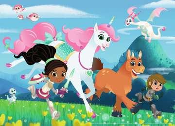 Nella la princesa valiente Puzzles;Puzzle Infantiles - imagen 2 - Ravensburger