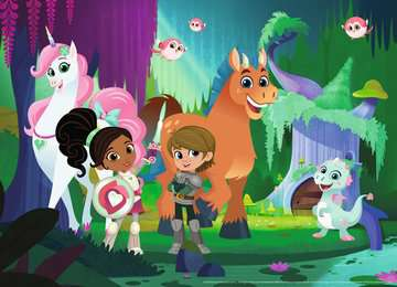 Nella la princesa valiente Puzzles;Puzzle Infantiles - imagen 3 - Ravensburger
