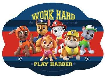 Tlapková Patrola 4/6/8/10 dílků 2D Puzzle;Dětské puzzle - obrázek 2 - Ravensburger